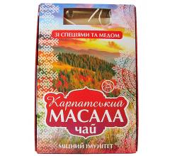 """Набор чая """"Карпатский Масала чай"""" (со специями и медом)"""