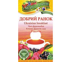 """Чай """"Добрий ранок"""" ТМ """"Поліський чай"""""""