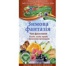 """Чай """"Зимова фантазія"""" ТМ """"Поліський чай"""""""