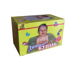 Купель Детская (в пакетиках)