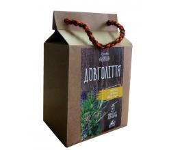 Чай Травы Карпат Долголетие