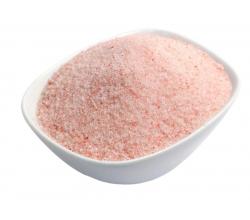 Гімалайська рожева сіль (дрібна) 500г