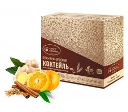 Витаминный коктейль Апельсин, имбирь и корица 800 г