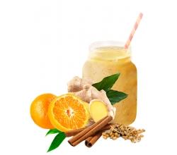 Витаминный коктейль Апельсин, имбирь и корица 20 г