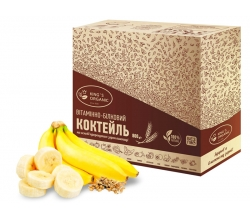 Витаминный коктейль Банан 800 г