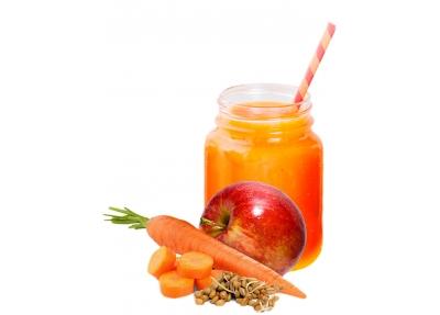 Витаминный коктейль Морковь и яблоко 20 г