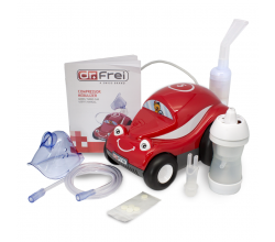 Компрессорный ингалятор Dr.Frei Turbo Car