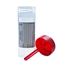 Ємкість для збору калу FEC-BOX 60 мл, стерильна 7%