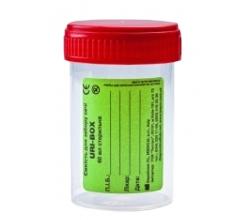 Ємкість для збору сечі URI-BOX New 60 мл, стерильна 7%