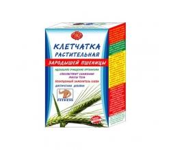 Растительная клетчатка с зародышей пшеницы 190 г