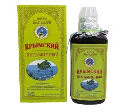 """Фітобальзам """"Кримський вітамінний"""""""