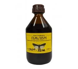 Настойка продукта жизнедеятельности личинок восковой моли с прополисом (ПЖЛВМ, пчелиное мумие) 100 мл