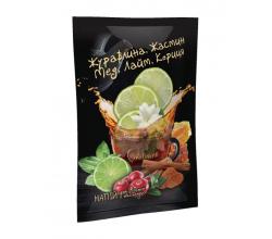 Концентрат витаминного чая Клюква, жасмин, мед, лайм и корица 50г